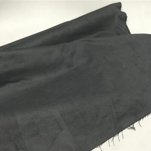 DUVETYNE BLACK 16 oz